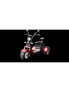 YUKİ CP-3 SHANSU ELEKTRİKLİ ÜÇ TEKERLEKLİ MOTOSİKLET