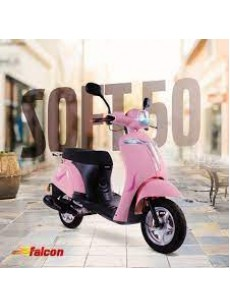FALCON NEW SOFT 50 CC BENZİNLİ MOPED