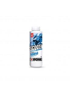 IPONE Scoot 4 / (10W40) 4T %100 Sentetik Scooter Motor Yağı (1L)
